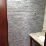 Bathroom wall tile Jamaican home
