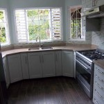 C Lloyd residential kitchen after