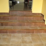 STEPS WITH WOOD TRIM 2