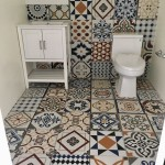 color pattern tiles wall and floor Jamaica