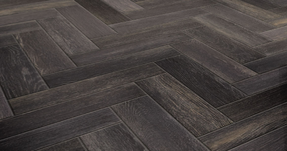 Treverk Porcelain Tile Wood Look Flooring