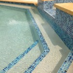 pool mosaic tile - Jamaica