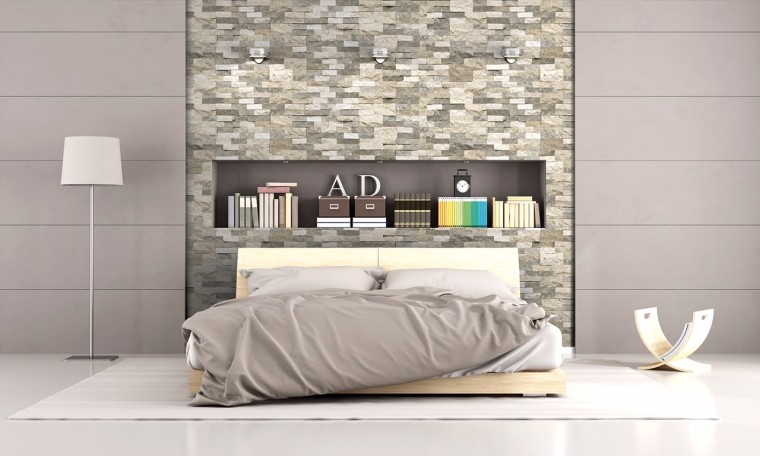 Natural Stone Wall tile cladding indoor