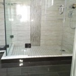 Jamaica bathroom mosaic tilestrip