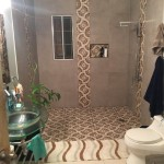 ceramic wall tile design bathroom shower in Jamaica