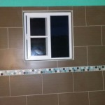 Brown Ceramic bathroom tiles in Jamaica