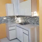 Jamaican home Kitchen mosiac tiles