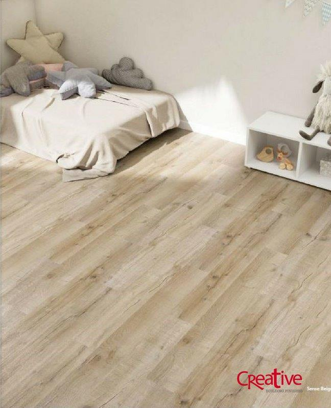 Vinyl Tiles Creative Building Finishes - What is lvt flooring made of