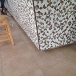 Creative Building Finishes wall tiles Jamaica Commercial Project