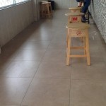 floor and wall tiles Jamaica Commercial Project
