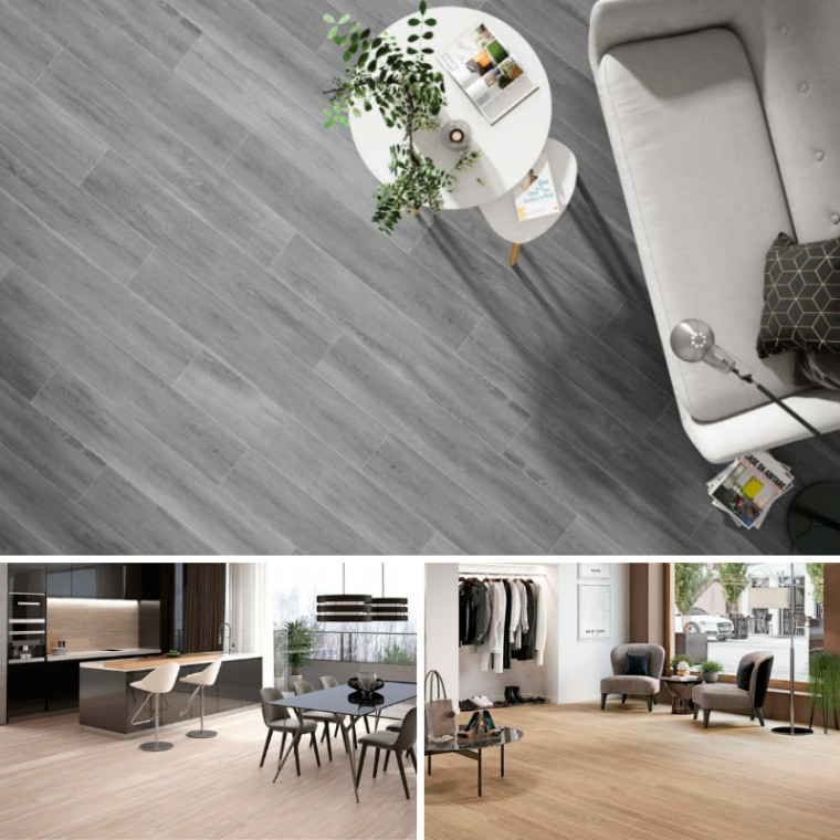 New wood look tiles Jamaica