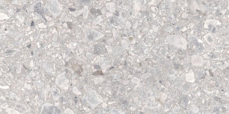 Iseo Light Terrazzo tile rectangle